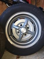 Custom ET40 Rims