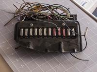 Vanagon Fuse Panel w/ fuses