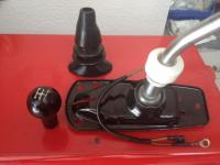 Sportomatic shifter