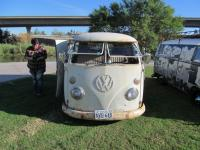 Volkswagens On The River 2017