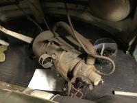 Bus gas heater. Stewart Warner