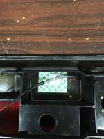 vanagon reverse light pcb install