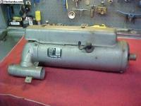 Porsche 356 Eberspacher BN4 Gasoline heater
