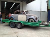 51 Kabriolet project on the move