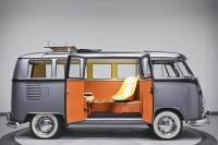 Back to the Future 1967 Volkswagen Bus