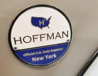 New Hoffman Registry Badges.