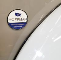 My new Hoffman Badge