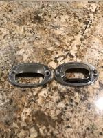 356 License Plate light differences