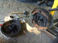 bad wheel bearing