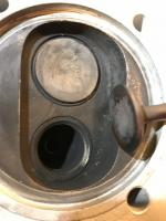Low compression, leaky intake valves
