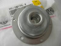 Oil plate  and oil strainer by VW