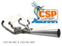 Csp Wasp exhaust