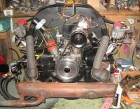 1679cc Type 1 with Dual Zenith NDIX 32 Carburetors