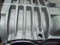 gearbox case