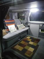 Eurovan LED interior light conversion