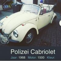 vw bug cabriolet borderpolice