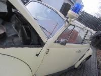 vw cabrio with 181 federbeine factory pption