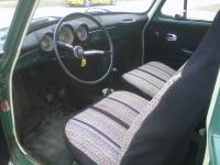 notchback Peru green