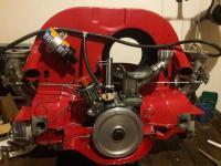Engine build pics
