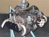 Stamo airplane engine