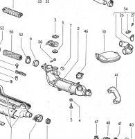 Heat exchanger clamp