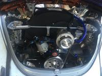 Engine with dual IDF40s installed