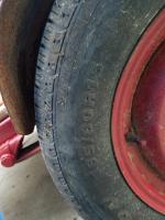VW Axle Trailer
