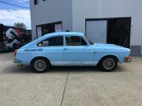 Australian 1972 TLE Fastback - Stripe and car - done!