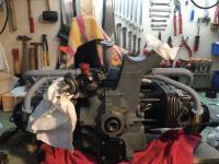 Oval 1954 engine resurrection