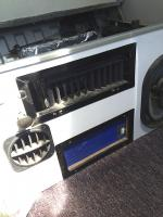 Rear Vanagon heaters