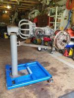 Matra 313 Engine Stand