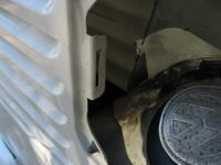 gas door catch