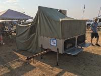 1959 Apache tent trailer