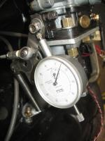Zenith NDIX Throttle Shaft Play