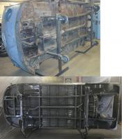 single cab from austria underside load bed