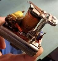 78 vw bus wont charge battery