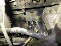 power steering leak at rack