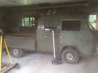VW DOKA 1975