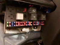 91 Diesel Vanagon Fusebox