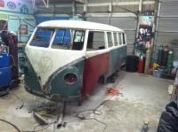 67 Deluxe Restoration