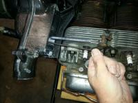Fastback thermostat linkage