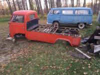 1960 Rust Singlecab