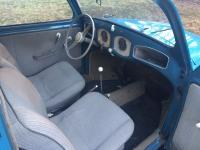 Original azur Blau 1951 beetle