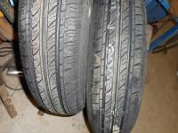 tires for the 1970 VW Beetle