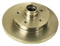 1-piece vanagon front hub and rotor