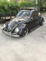 1959 L41 sunroof beetle
