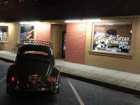 VW at the butcher