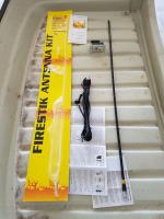 CB Antenna Install - No Ground Plane for Fiberglass Roof