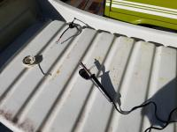 CB Antenna Install - No Ground Plane for Fiberglass Roof