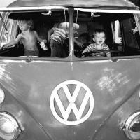 Kids At The Wheel!